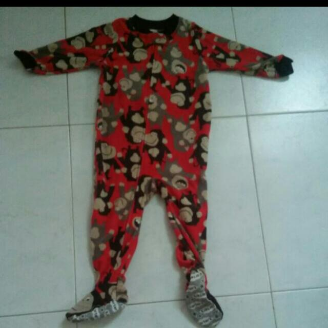 BNWOT OVERRUN Carter Kiddy Sleepwear