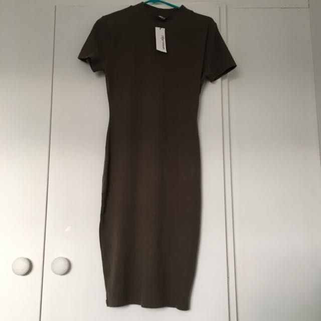 Body Fitted Dress