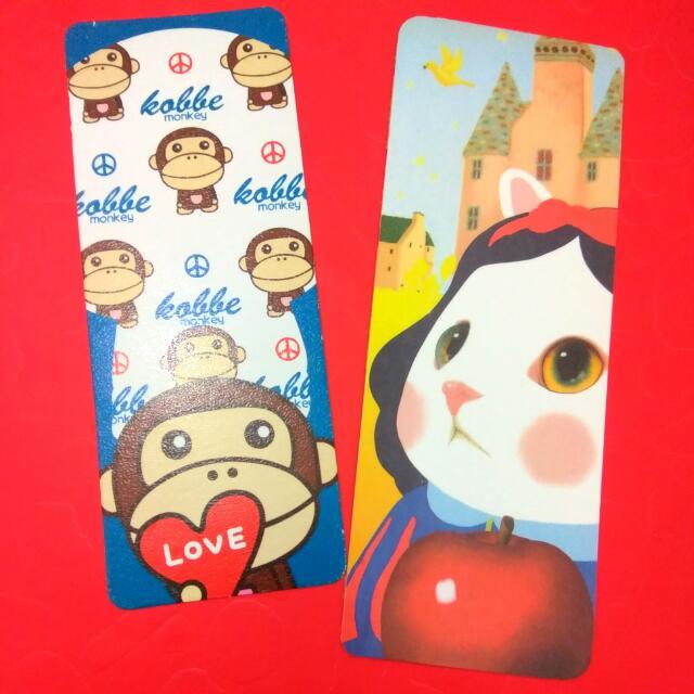 Bookmarks (pembatas buku)