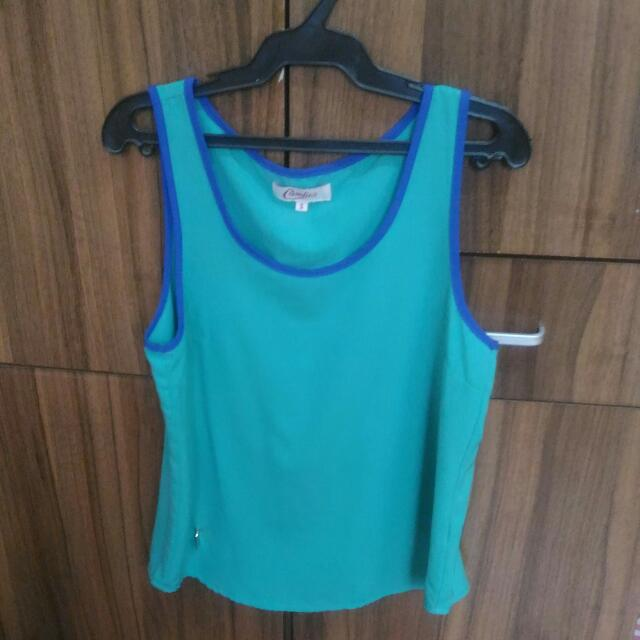Candie's Sleeveless Blouse