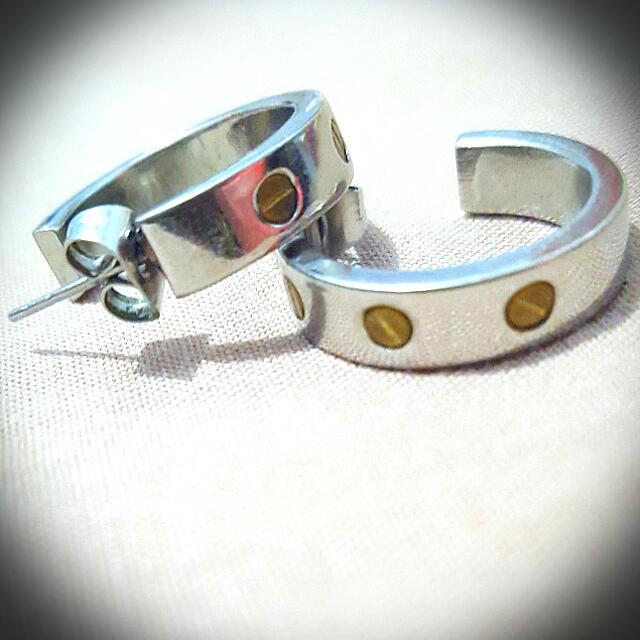 Cartier Earings