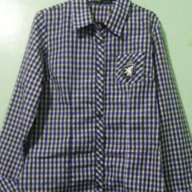 Cliffe Checkered Polo Shirt