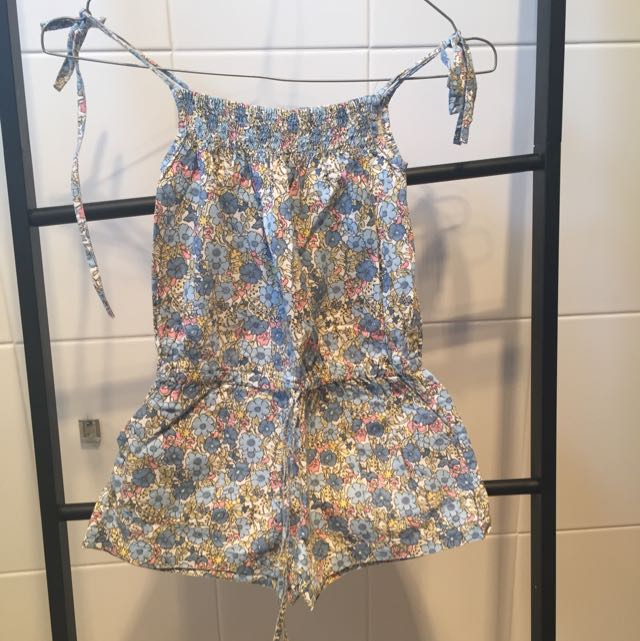 Coco And Ginger Playsuit