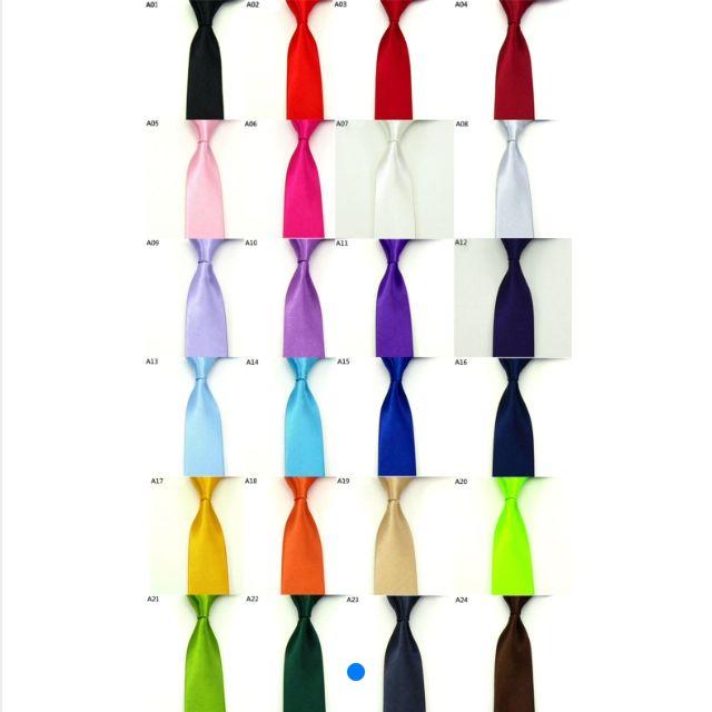 Color Necktie