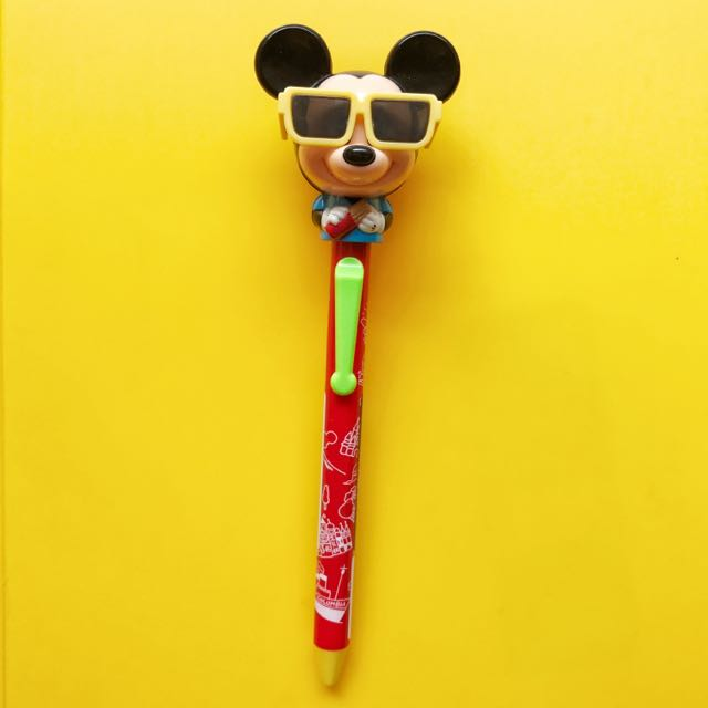 Cute Mickey Mouse Pen