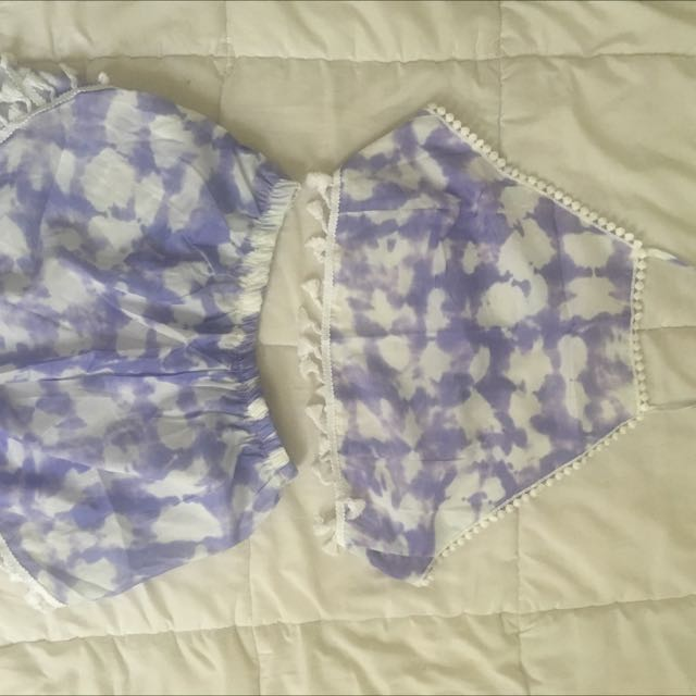 CUTE Two Piece Set (10-12) Brand New