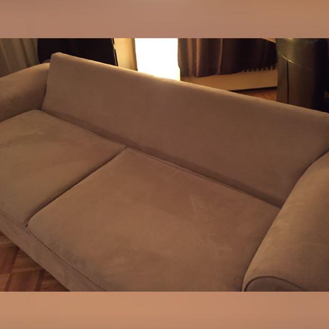 Deep Seat Sofa