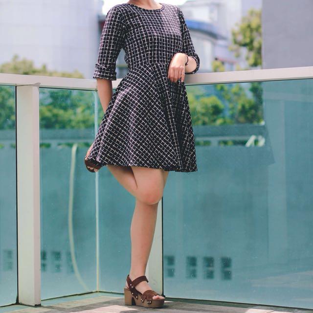 Dress ⚫️⚪️