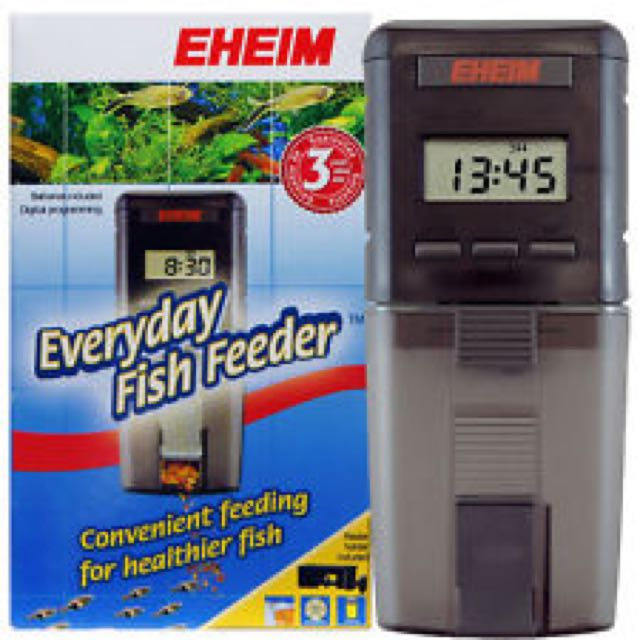 Eheim everyday fish feeder - NIB