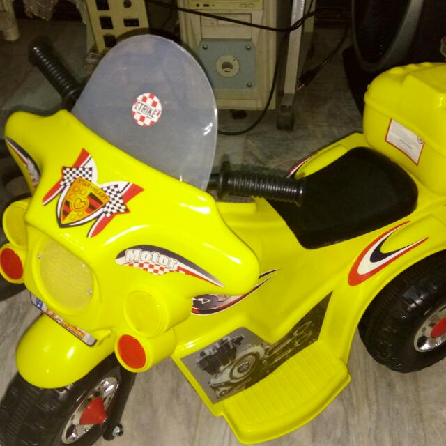 Electromagnetic Child Scooter