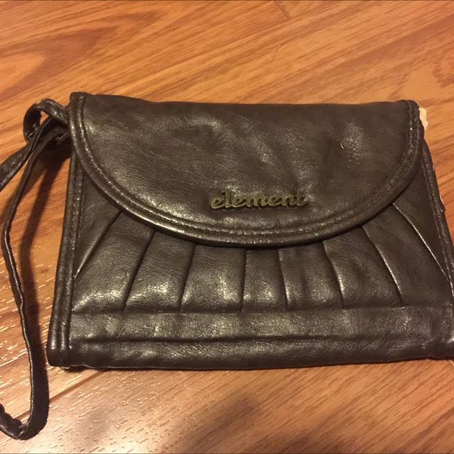 Element wristlet Wallet