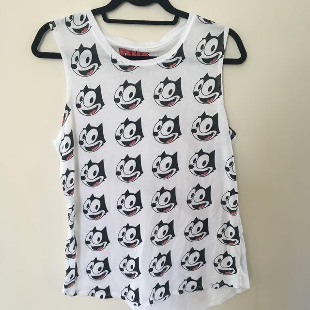 Felixstowe The Cat Shirt