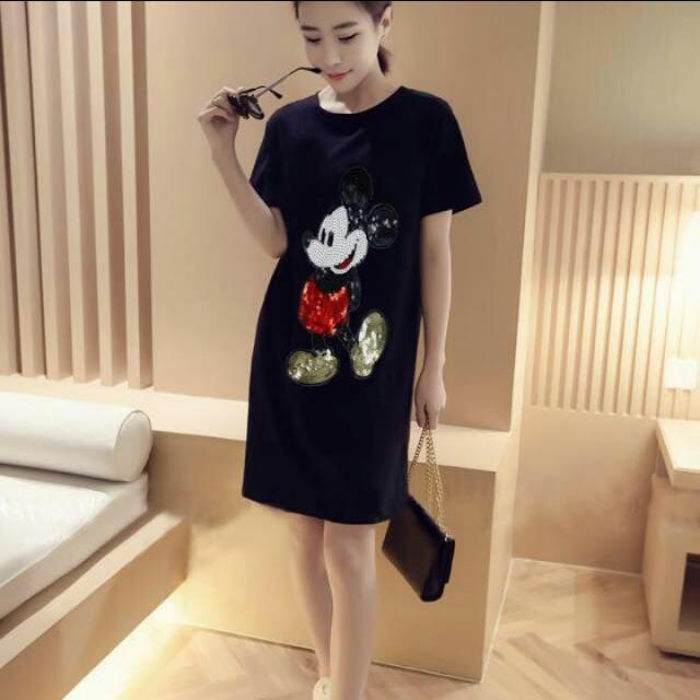 Mickey Mouse Dress