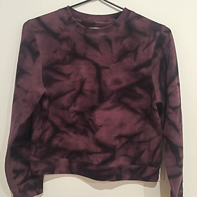 HANDSOM Jumper XS Wine Marble