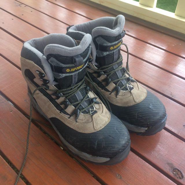Hitech Waterproof Hiking Boots