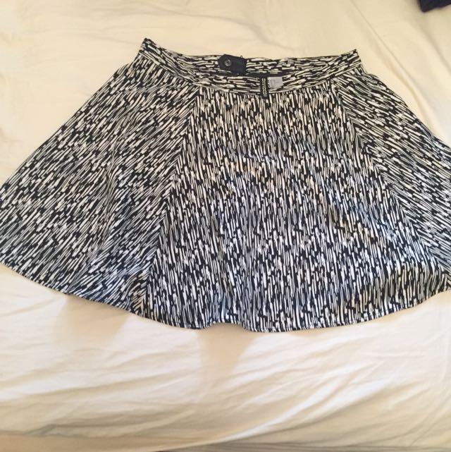 H&M Skirt Sz.12