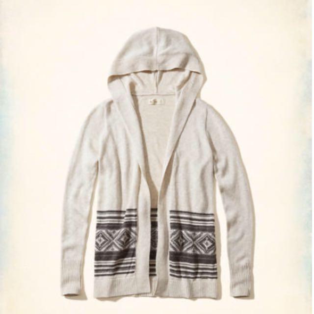 HOLLISTER 針織毛衣外套