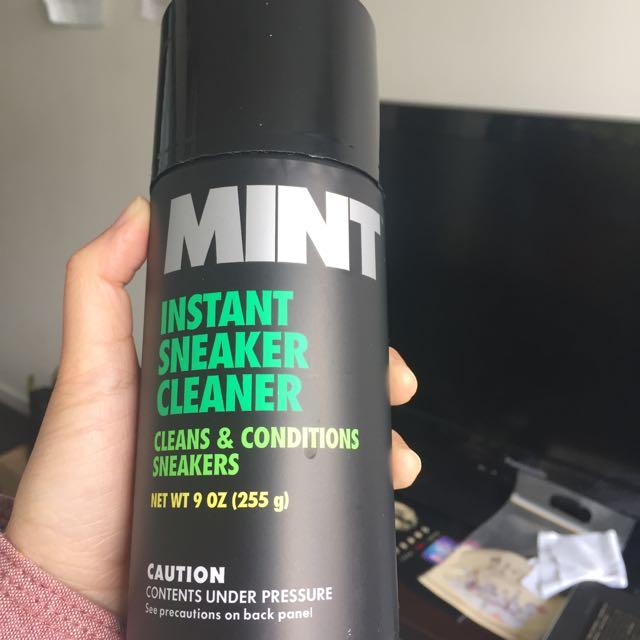 Instant Sneaker Cleaner