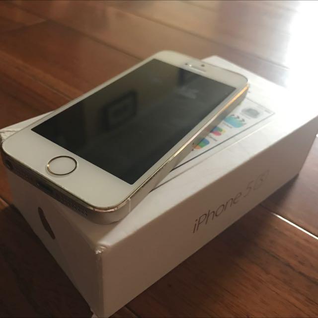 Iphone5s 7成新