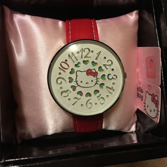 Kitty 手錶