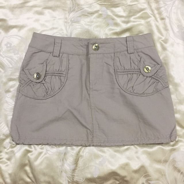 LEAFS Mini Skirt