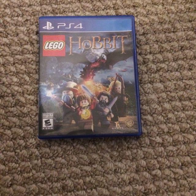 Lego The Hobbit Brand New