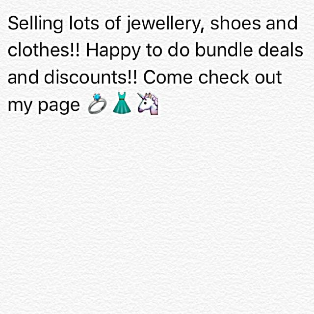 LOTS OF DISCOUNTED ITEMS!!