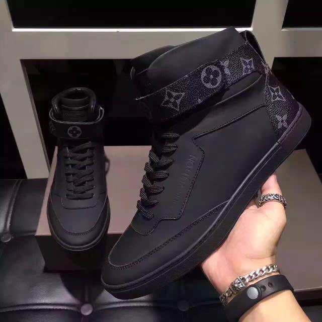 56413a8fea3f Louis Vuitton Passenger Sneaker Boot