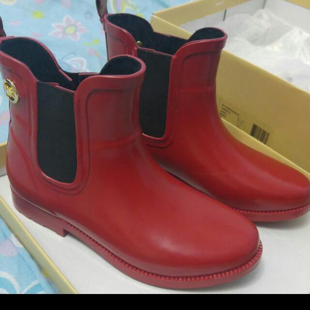Micheal Korrs Rain Boots