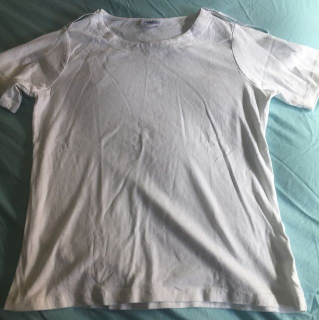 millers size 16 white shirt