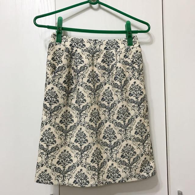 NET 印花裙