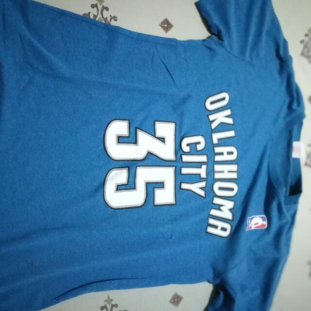OKC 35 Kevin Durant Shirt