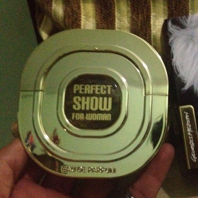 Parfum Perfect Show