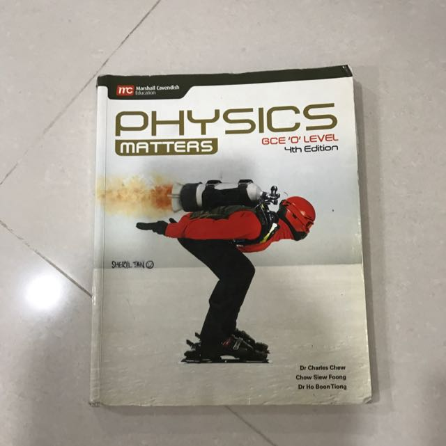 solution of physis matter gceolevel 4th edition