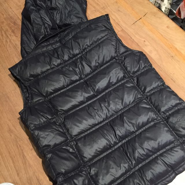 Pilot Athletic Puffer Vest