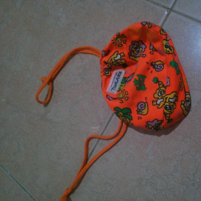 Pouch Orange