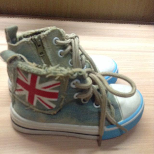 Pre❤️ Kids High Cut Shoes