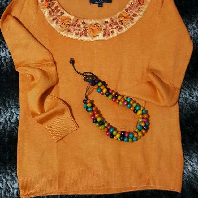 PS Shirts Orange