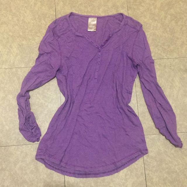 Purple Longsleeve