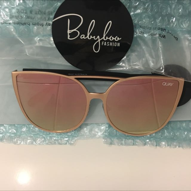 Quay Sorority Sunglasses