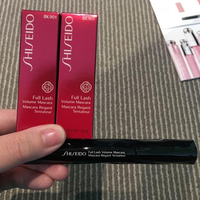 Shiseido Full Lash Mascara