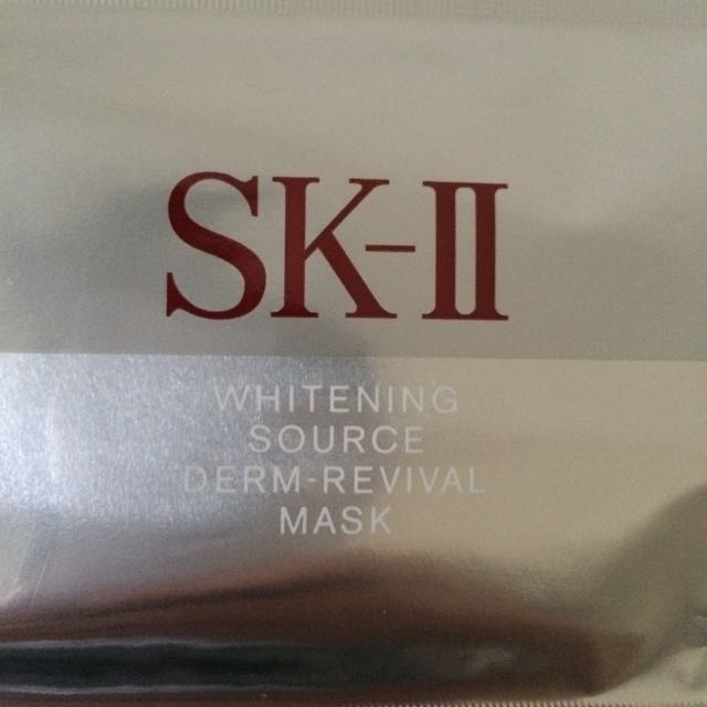 SK-II MASK(3Pieces)