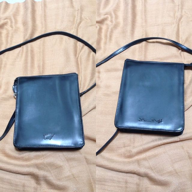 Sling Bag Brown Buffel