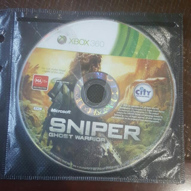 Sniper Ghost Warrior