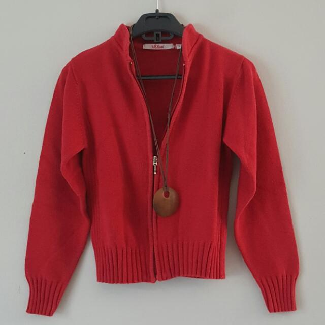S.Oliver shirt jacket