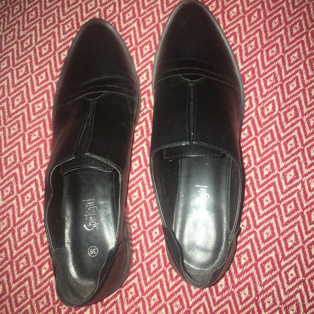 Sportsgirl Shoes.