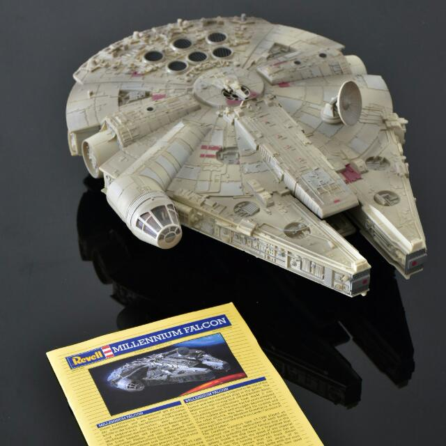 Star Wars Millenium Falcon Revell Kit