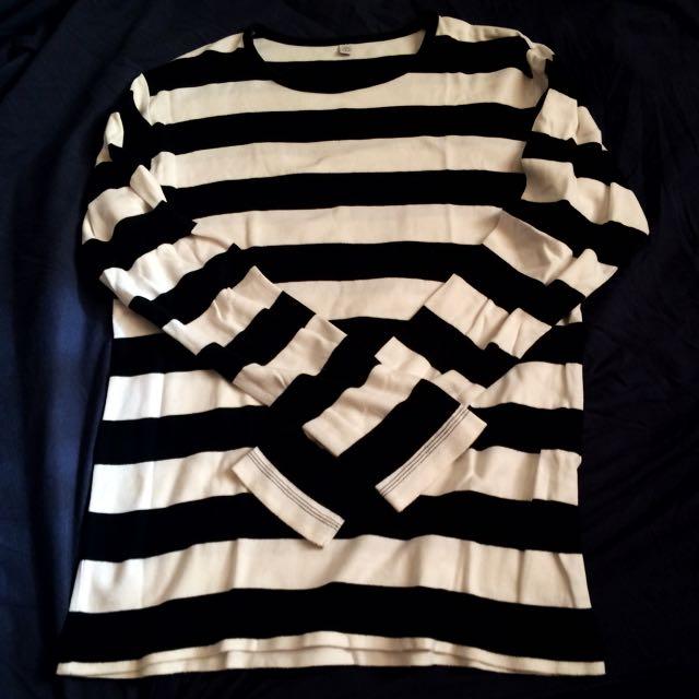 Stripe Long Sleeves