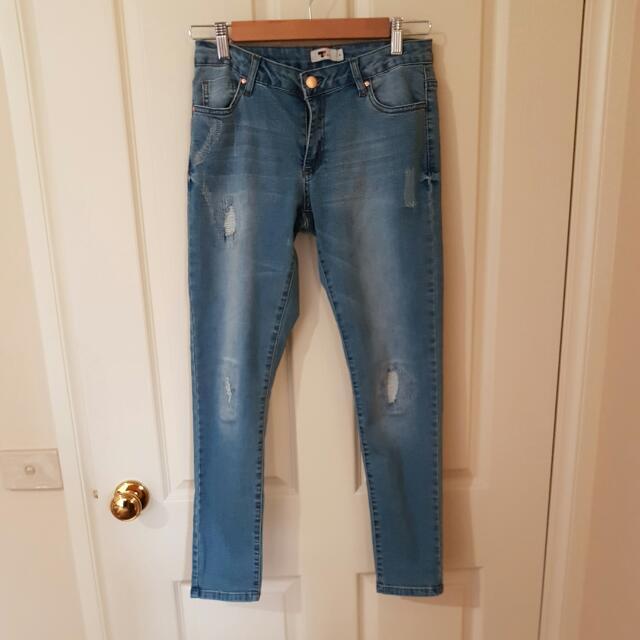 TEMT Jeans