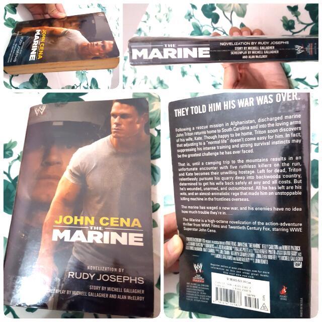 The Marine (John Cena) By Rudy Josephs